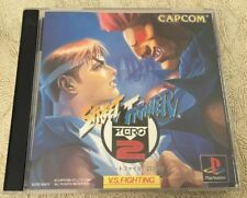 Street Fighter ZERO 2 For PlayStation 1 Japanese Import PS1 *USA Seller*