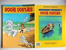 Rooie oortjes cartoonalbum nr 33