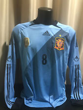 España Spain match player shirt camiseta 2012 2013 Xavi away Formotion