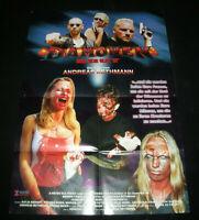 Dämonenbrut Poster(Andreas Bethmann,Splatter,Gore,Horror,Braindead,Zombie)