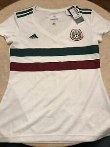 Neu adidas Herren Climate Athletic Mexico Auswärts Erwachsene 2017 Trikot S