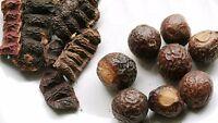Whole Reetha Soap Nuts Aritha Sapindus Fruit Shikakai Acacia Concinna Pods Raw