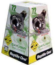 Reptile One R1-46673 Halogen Heat Lamp Daylight 72W E27 Screw Fitting Terrarium