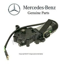 For Mercedes R129 SL600 SL W124 Front Driver Left Electric Window Motor Genuine