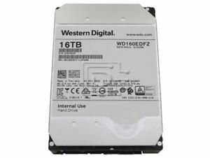 WD WD160EDFZ 16TB SATA 3.5 HDD Hard Drive like WD161KFGX WD161KRYZ ST16000NM001G