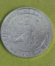 DDR Medaille - Demokratische Bodenreform - 1945