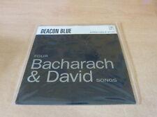 "DEACON BLUE - FOUR BACHARACH & DAVID SONGS - DEAC 12 - 7"" - 45 TOURS!!!!!!"