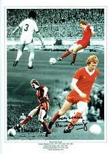 David FAIRCLOUGH Signed Autograph Liverpool Montage 16x12 Photo AFTAL COA