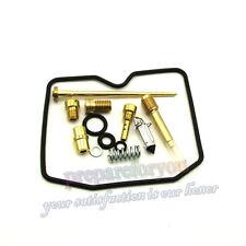Carburetor Carb Repair Rebuild Kit For Kawasaki KLF300 Bayou 300 4x4 1989-2004