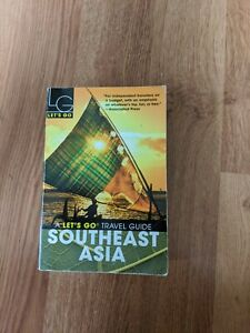 Let's Go Southeast Asia Travel Guide Book (Paperback)