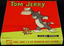 *** FILM S8 COULEUR SONORE 60 METRES - TOM, JERRY ET LA TERREUR DES SOURIS ***