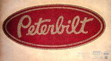 ORIG 1970s PETERBILT USA American Trucker vTg Big Rig Semi Truck T-shirt iron-on