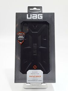[UAG] Urban Armor Gear Pathfinder Series Case for Apple iPhone XS Max (Black)