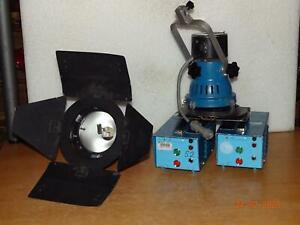 2 x  LTM AMBIARC 200 Scheinwerfer mit Vorschaltgerät