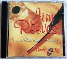 JIM REEVES - YOUR OLD LOVE LETTERS,  Audio CD Album