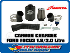 SIMOTA FORD FOCUS 1.8/2.0 04-11 CARBON CHARGER AIR INTAKE SYSTEM CB409 *WAS $159