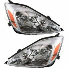 NEW HEADLIGHT ASSEMBLY FITS 2004-2005 TOYOTA SIENNA LH & RH TO2503150 TO2502150
