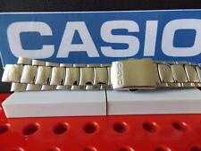 Casio Watch Band EFA-111 D Edifice Bracelet Siver Tone Stainless Steel w/ Pins
