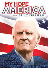 Billy Graham: My Hope America 3 DVD Set Brand New Sealed