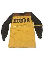 Vintage 80's Honda Jersey