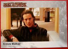 BATTLESTAR GALACTICA - Premiere Edition - Card #11 - Gaius Baltar