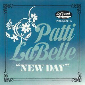 DEF SOUL CLASSICS PATTI LABELLE NEW DAY DANCE MIXES CDR PROMO SINGLE 2004 US