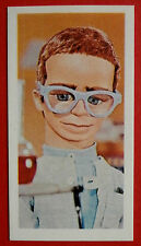 Barratt THUNDERBIRDS 2nd Series Card #16 - Brains, the Young Genius