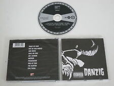 DANZIG/DANZIG(AMERICAN RECORDINGS 50-51011-7374-2-8) CD ALBUM