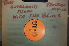 Red Garland Alone with the Blues 33 RPM VINYL  011216 TLJ