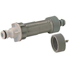 Gardena Micro Drip Basisgerät 1000 1355-20, Wasserfilter, Druckreduzierung