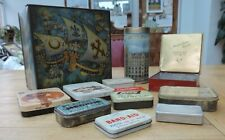 More details for collection of vintage tins