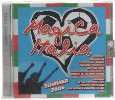 MAGIKA ITALIA SUMMER 2006 FABRI FIBRA MANDO MARCIO MOUSSE T CD F.C. SIGILLATO!!!
