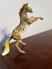 Peter Stone Horse Custom Ooak Rearing Tiger Chips