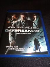 DAYBREAKERS BLUE RAY (LIKE NEW)