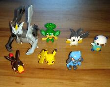 LOT 7  Pokemon Mini Figures       Nintendo  Tomy