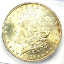 1885-O Morgan Silver Dollar $1. Certified ICG MS67 - Rare in MS67 - $1240 Value!