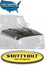 Smittybilt SRC Stingray Vented Hood 07-17 Jeep Wrangler JK JKU 76400