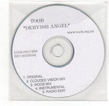 (FE558) Toob, Dervish Angel - 2008 DJ CD
