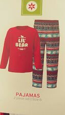 Christmas Children Long Sleeve Nightwear Pajamas Sleepwear - Size 6