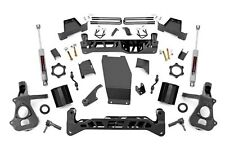 "Chevy GMC 1500 Pickup 7"" Suspension Lift Kit 2018 4WD Rough Country"
