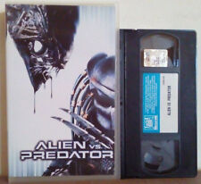 VHS FILM Ita Fantascienza ALIEN VS PREDATOR 026681RA ex nolo no dvd(VH30)
