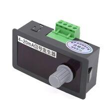 DC 12V/24V 4-20mA Signal Source Signal Generator Constant Current 0.01mA