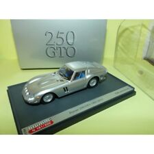 FERRARI 250 GTO 1962-2012 50 th Anniversary BRUMM S12/50A 1:43