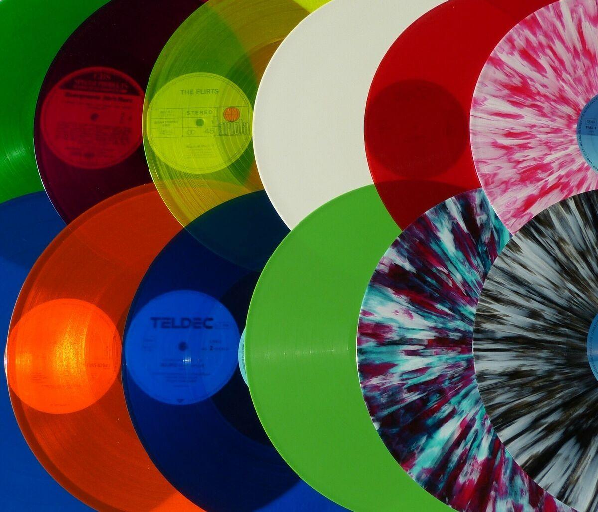 Vinyl für Sammler