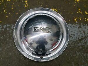 "Kaiser OEM 1952 1953 1954 Chrome Metal 15"" Hubcap Hub Cap Wheel Cover"