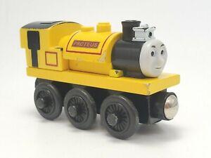 Thomas & Friends Wooden Railway Proteus Light Up Engine