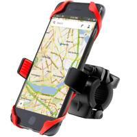 Bike Mount 360 Rotation Bicycle Motorcycle Handlebars Holder For Phones