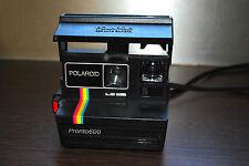 Appareil photo instantané : POLAROID PRONTO 600 (Testé : Fonctionne !)