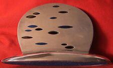 Sterling Silver Napkin Serviette Holder Dispenser Rack  Dining Table Decoration
