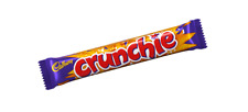 Cadbury Crunchie X12 chocolate bars Short date 25/8/20